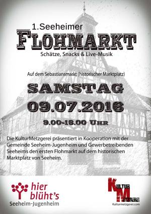 Flohmarkt in Seeheim