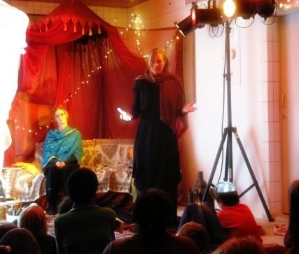 Die Märchen- auch einige weniger bekannte Stories aus 1001 Nacht